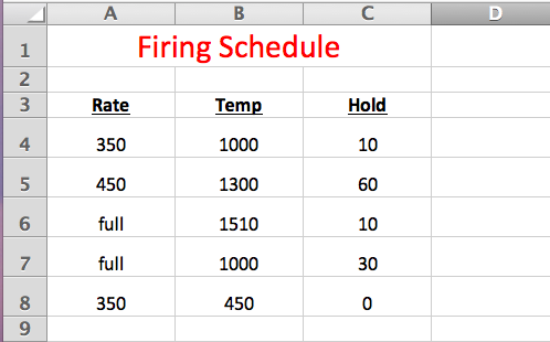 microsoft excel assignments megan gigliotti